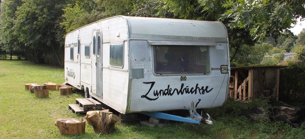 Zunderbüchse - die Saune für Wilhelmsburg